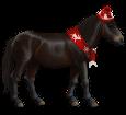 Bhutia-Pony - Fell 420